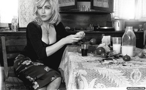 "Madonna for ""Dolce & Gabbana Spring/Summer"" 2010 Campaign"