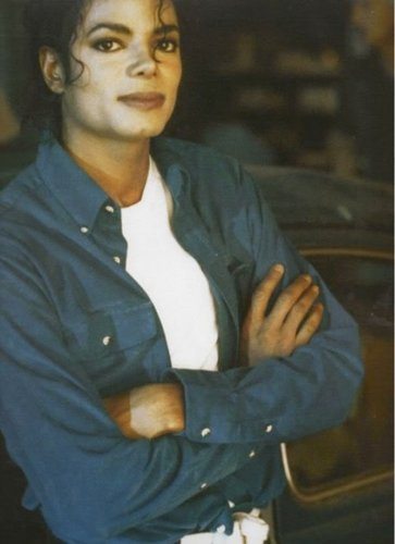 Michael Jackson ~The way you make me feel!!!! ~<3