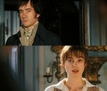 Mr. Darcy and Elizabeth