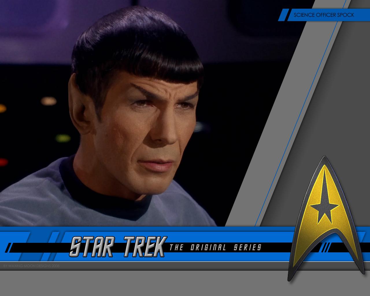 Star trek original series mr spock