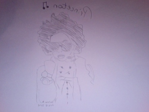 My MB Drawing