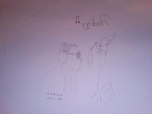 My MB Drawing