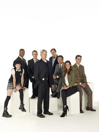 ncis fotografia of CAST