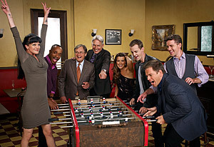 NCIS Promotional Photos.