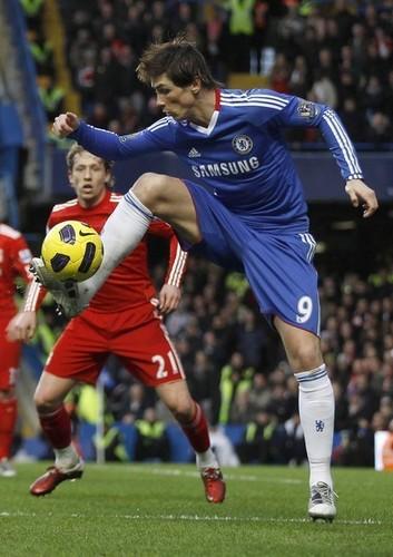 Nando - Liverpool(1) vs Chelsea(0)