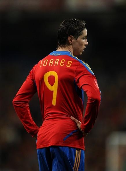 Nando - Spain(1) vs Colombia(0)