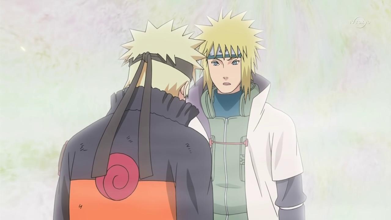 Naruto and Minato - Minato Namikaze Image (19135006) - Fanpop