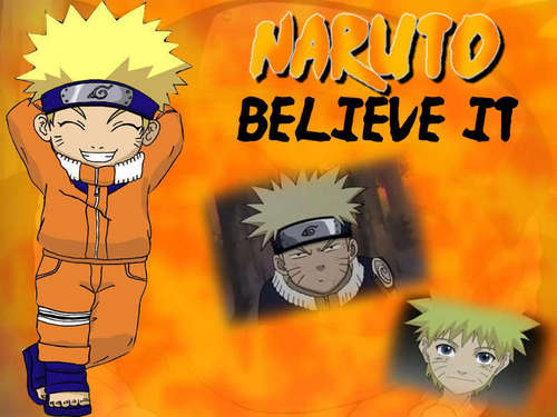 Naruto - naruto Wallpaper