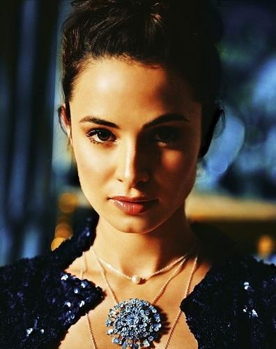 New photoshoot Mia Maestro - Carmen (Denali)
