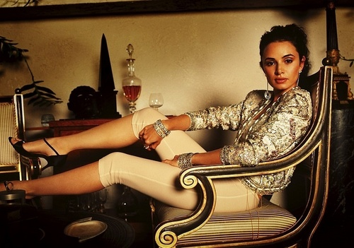 New photoshoot Mia Maestro - Carmen (Denali)