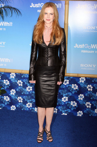 Nicole Kidman - 'Just Go With It' Premiere New York