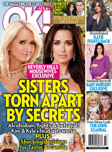 OK! Mag Reports: Leah Messer- Simms, Caught In Cheating Scandel!!