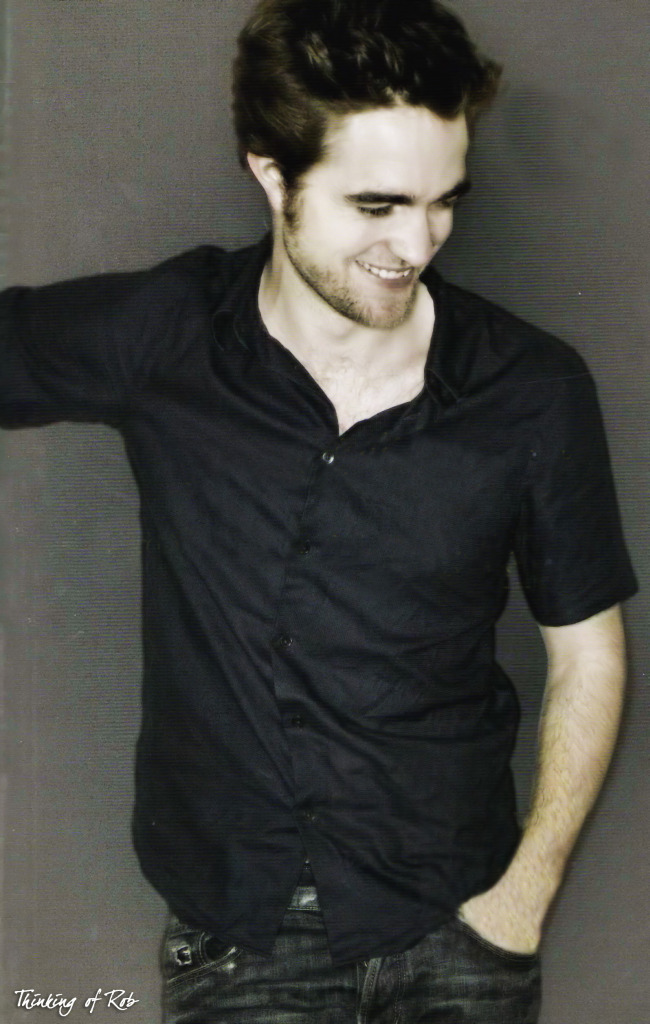 Old Pic Robert Pattinson Japan Photoshoot Detagged & Enhanced - robert-pattinson photo