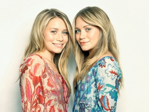 Mary-Kate & Ashley Olsen wallpaper called Olsen wallpaper ღ