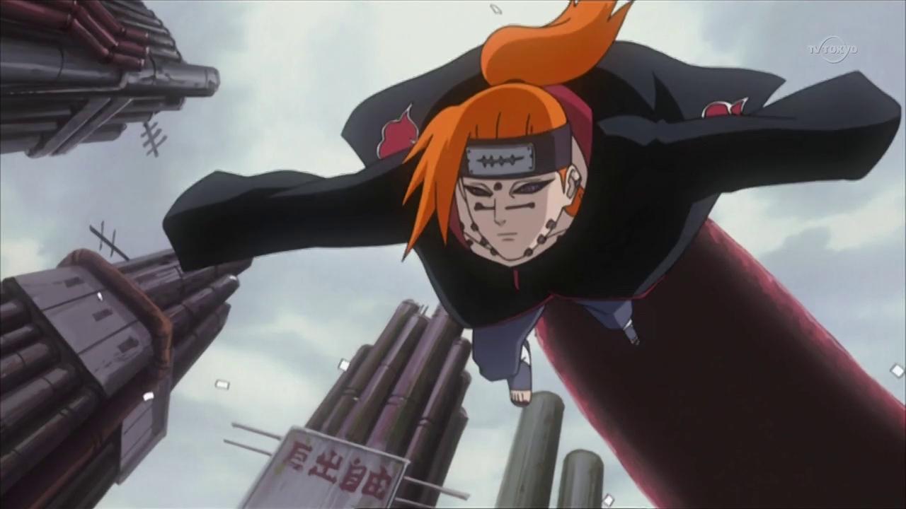 Akatsuki PainNaruto Shippuden Akatsuki Pain