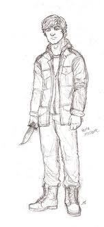 Hunger Games Peeta Drawing Peeta Mellark