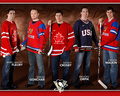 Penguins in the 2010 Winter Olympics - marc-andre-fleury wallpaper