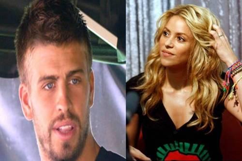 Piqué on Shakira: 'I'm not overwhelmed'