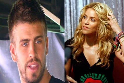 Piqué on Shakira: 'I'm not overwhelmed'