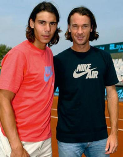 Rafa and Carlos are simply the best friends