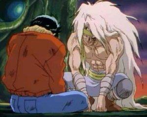 Raizen and Yusuke