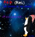Rei the penguin, auk of the destiny