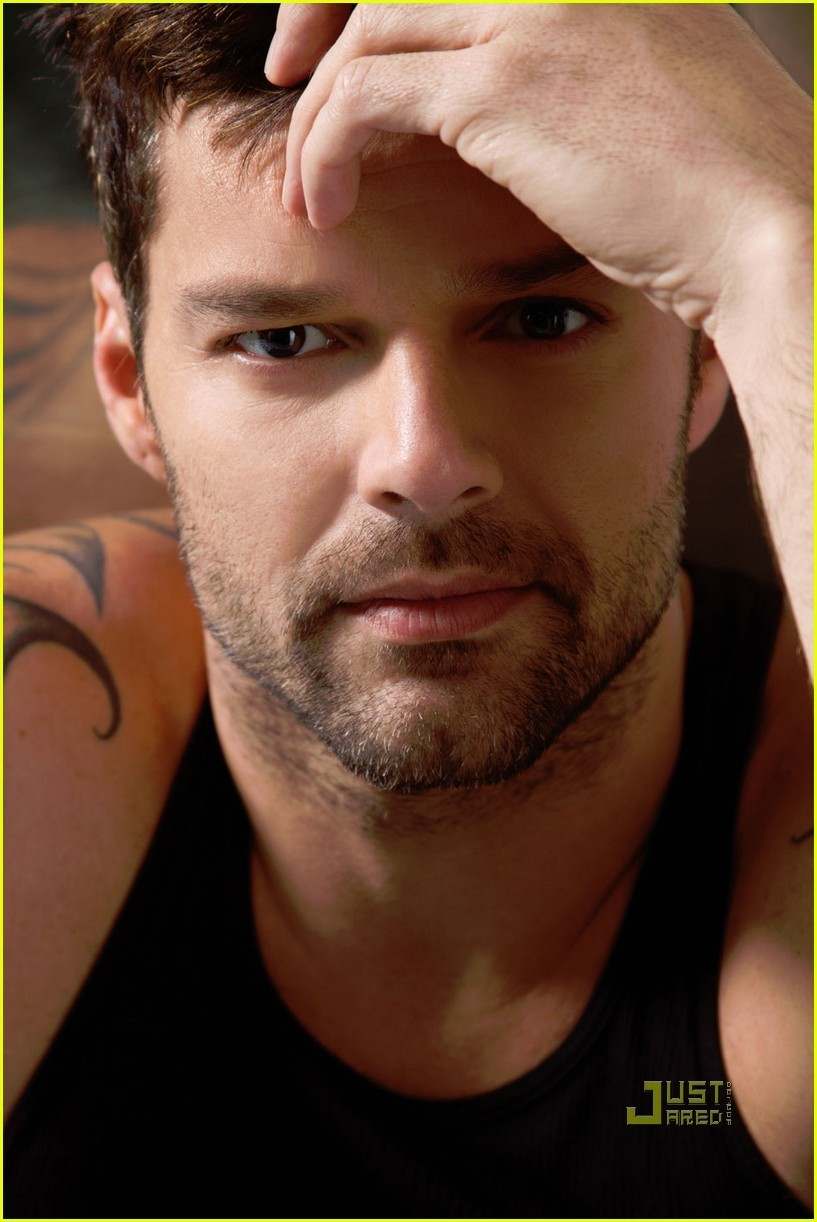 Ricky Martin - Gallery Colection
