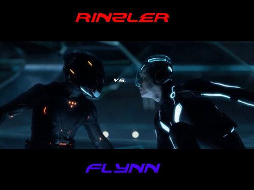 Tron Legacy Wallpaper Titled Rinzler Flynn