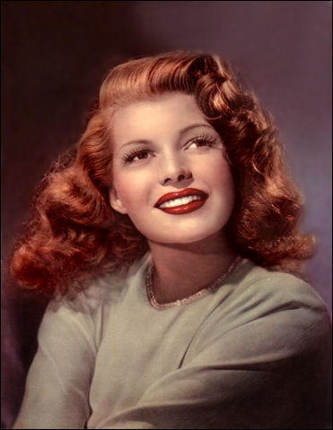 Rita - rita-hayworth Photo