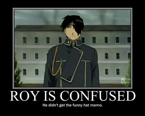 Roy Funny!