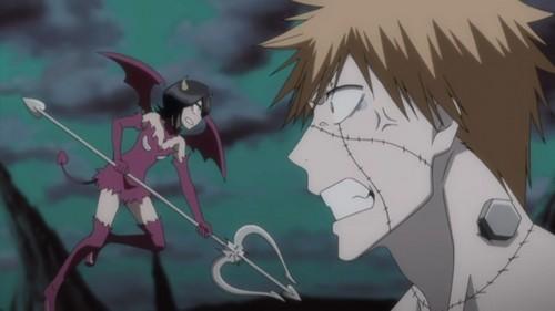 Rukia and Ichigo