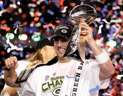 SUPER BOWL CHAMPS!