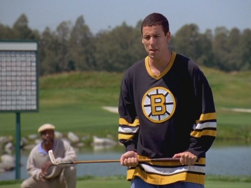 Adam Sandler images Sandler in Happy Gilmore HD wallpaper and background photos