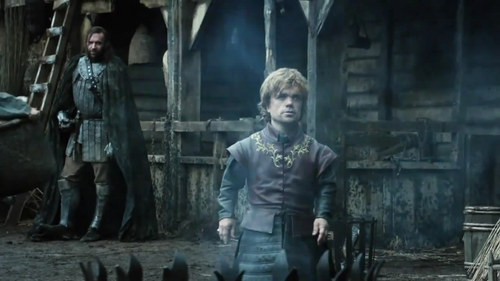 Sandor & Tyrion