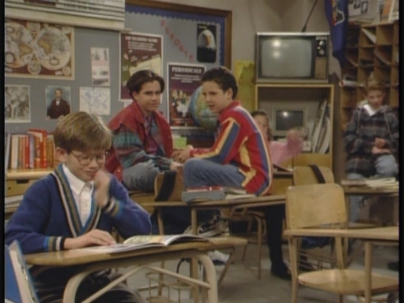 show me the love boy meets world Download boy meets world full series [1 - 7] [dvdrip] torrent or any other torrent from other tv boymeetsworlds07e01showmethelovedvdripxvid-ositvavi:.