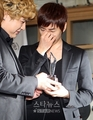 Shindong & Eunhyuk - At 2010 Gaon Chart Awards