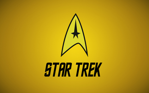 तारा, स्टार Trek Logo