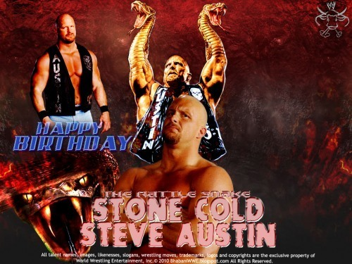 "Steve ""Stone Cold"" Austin"