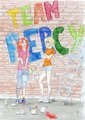 TEAM PERCY! - the-heroes-of-olympus fan art