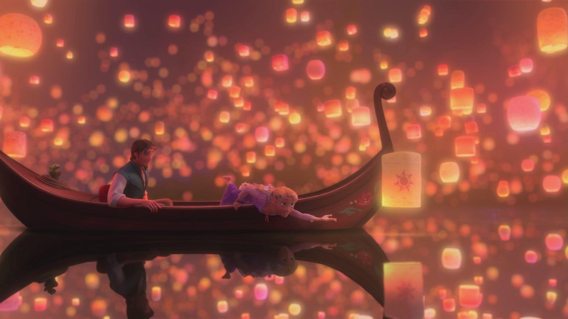 塔の上のラプンツェル Tralier Screencaps ディズニー Image ファンポップ