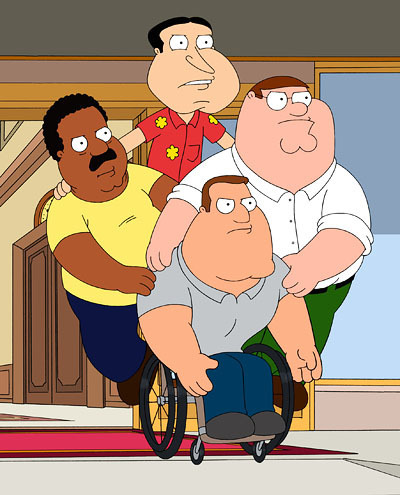 The Family Guy Gang, Best Friends!!