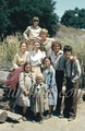 The Ingalls' family with James & Cassandra - little-house-on-the-prairie photo