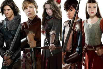 The Kids of Narnia