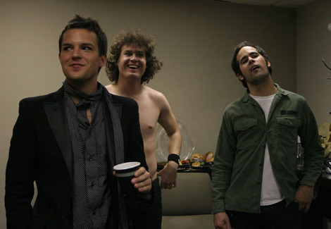 The Killers w/ Shirtless Dave