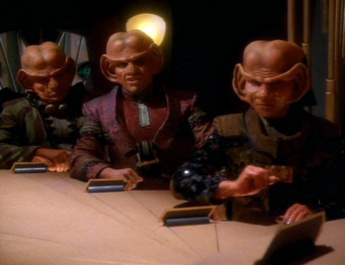 Quark Star Trek Ferengi images The Nag...