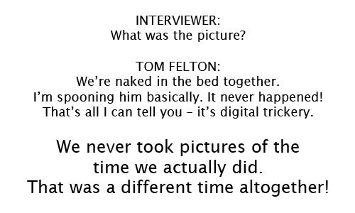 Tom Felton for Drarry
