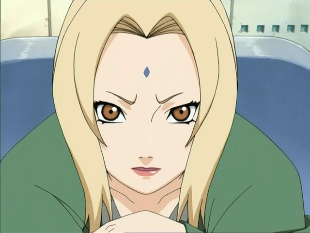 naked pictures of lady tsunade