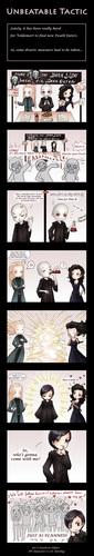 Harry Potter Vs. Twilight photo called Unbeatable Tactic