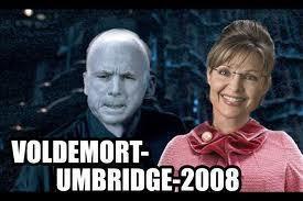 Voldemort/Umbridge