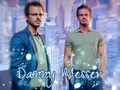 WallPaper Lindsay & Danny - csi-ny wallpaper